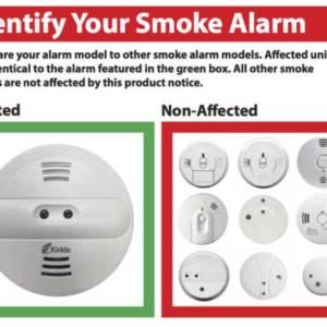 Important Smoke Alarm Recall Notice